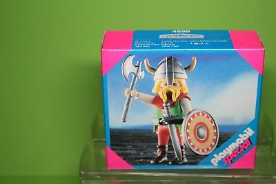 """Playmobil Special 4599 """"Wikinger"""" OVP / NRFB"""