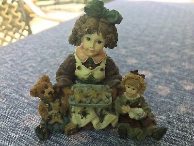 Yesterdays Child Boyds DollStone collection Home Again Series  #4