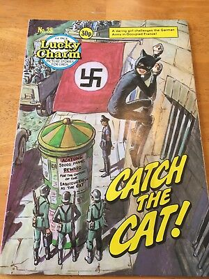 D C Thomson Lucky Charm Comic Issue 25 - Catch the Cat!