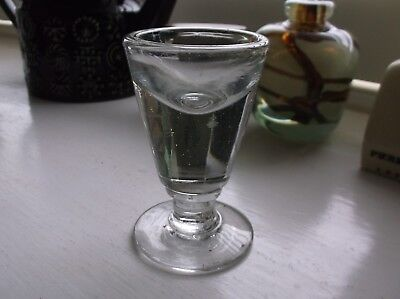 Victorian Glass Penny Lick