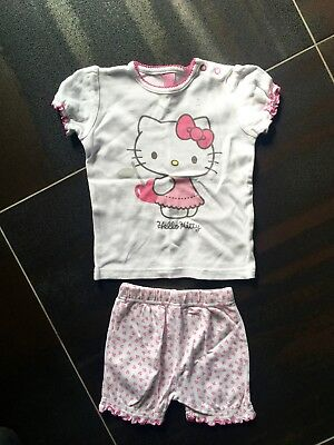 +++ Pyjama Hello Kitty  - 82 +++
