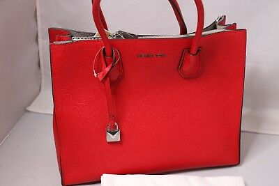d14a5248e8 MICHAEL MICHAEL KORS Studio Mercer Large Conv Tote Bag - Bright Red ...