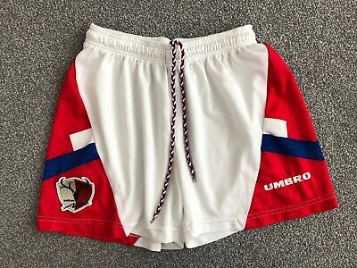 Kashima Antlers 1996-98 Umbro Home Shorts Adult Small J-League Vintage