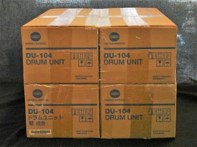 Konica Color Drum Unit DU-104 - C5500 New