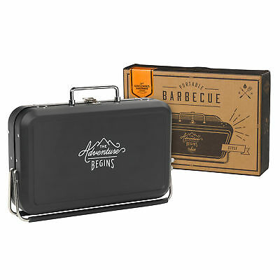 NEW Portable Adventure Barbeque Gentlemen's Hardware Outdoor - Accessories