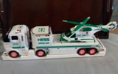 2006 HESS Toy Truck and Helicopter 2006 New in Box