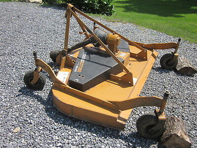 "Used Woods Rd7200 Finish Mower 72"" Cut Width Brush Hog-No Shipping-Pick Up Only"