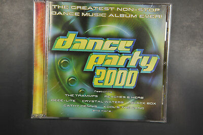 VARIOUS ARTISTS : Dance Party 2000 CD - $4 99 | PicClick