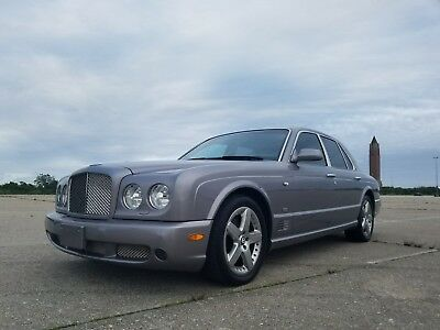 2006 Bentley Arnage T MULLINER EDITION 2006 Bentley Arnage T Mulliner Edition For Sale Best Price Nationwide LOW MILES