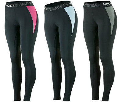 Horze Madison Women's Silicone KP Tights
