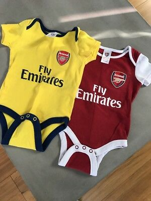 Arsenal Baby Suit 9-12months