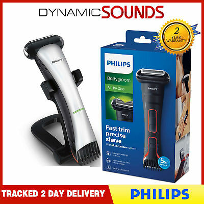 Philips TT2039/13 Bodygroom Series 7000 Showerproof Body Groomer Cordless Shaver