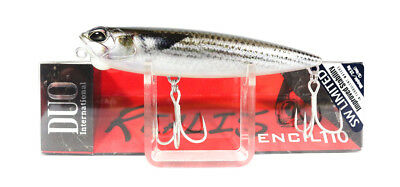 Duo Realis Pencil 110 SW Topwater Floating Lure ACC0804 (0754)