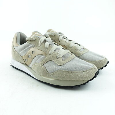 4dacdd2c6ffe Saucony DXN Trainer Size 9 Womens Shoes Sneakers Classic Vintage Retro  Suede Tan