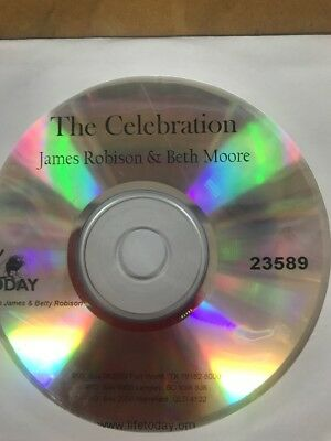 James Robison And Beth Moore Cd