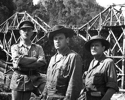 The Bridge on the River Kwai 8x10 Foto