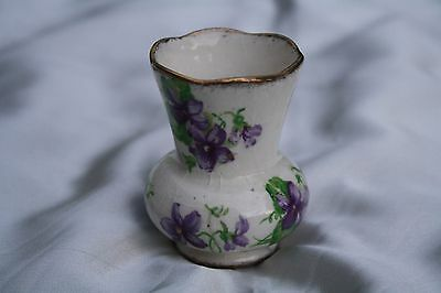 Antique 1930s James Kent Small Vase Made in England