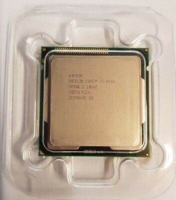 Intel® Core™ i5 2400 3.10 GHz Quad-Core Processor CPU LGA 1155 Socket