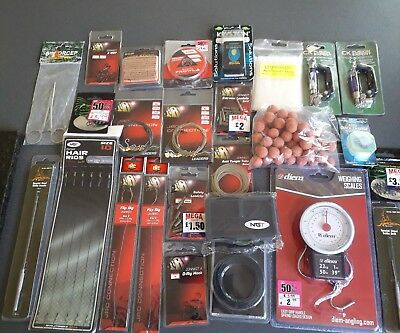 big job lot of new carp fishing tackle