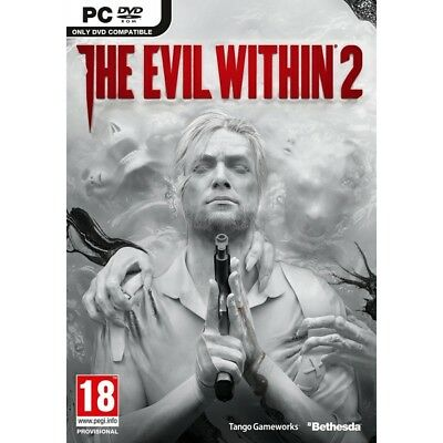 The Evil Within 2 PC Game (DVD)  Brand New & Sealed Aussie Seller