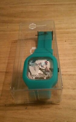Modify Watches Hatsune Miku Expo Limited Edition VIP Watch North America 2016