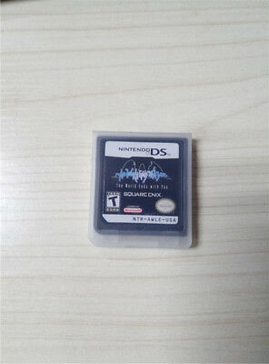 The World Ends with You Game Card for Nintendo DS NDS NDSi NDS Lite NDSLL