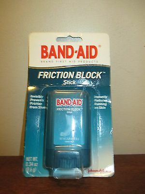 Johnson Band-Aid Friction /Blister Block Stick .34 oz