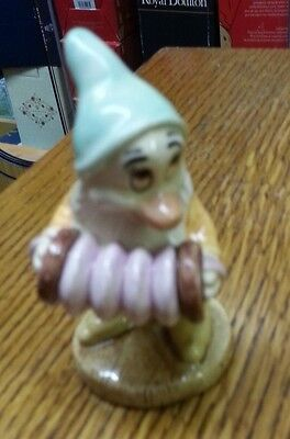 Royal Doulton SNOW WHITE Bashful's Melody Excellent Condition FREE P&P
