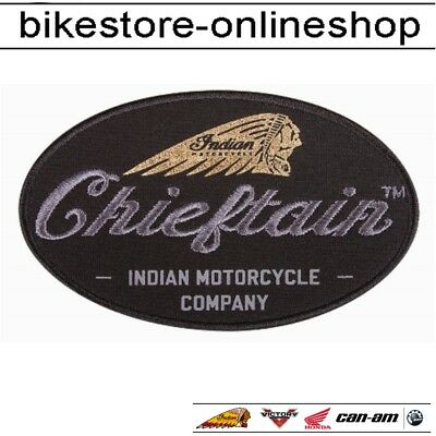 Indian Motorcycle Aufnäher / Patch Chieftain