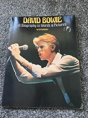 david bowie a biography in words and pictures