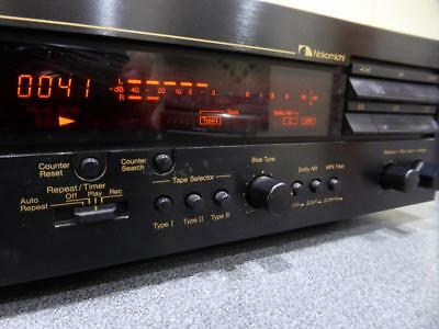 Crown Jewel Ultra Rare Nakamichi Dr3 Pro Deck 2 Head Cassette Player Tape Deck