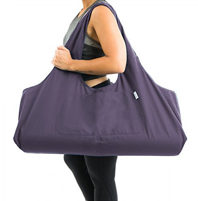 e31a0de7b27 Yogiii Large Yoga Mat Bag | The YogiiiTotePRO | Large Yoga Mat Tote Sling