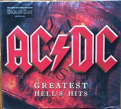 "Ac/dc ""greatest Hell's Hits"" Double Cd Neuf !"