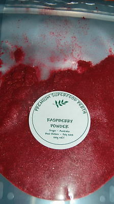 Freeze Dried - Raspberry Juice Powder - 100g
