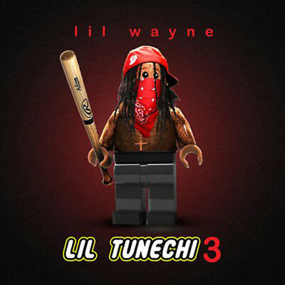 Lil' Wayne Lil Tunechi 3 Mixtape DJ Compilation Mix CD