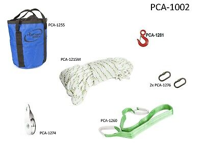 Portable Winch PCA-1002 All Purpose Pulling Accessories Kit