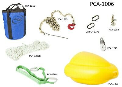 Portable Winch PCA-1006 Forestry Accessories Kit