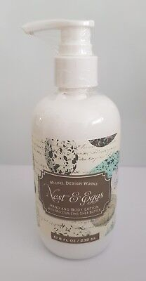 michel design works nest and eggs hand and body lotion 236ml