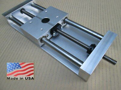 """Z Axis ++ 5.5"""" Fast-Travel ++ ANTI-BACKLASH ++ Linear Slide CNC - Laser Actuator"""