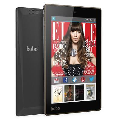 """Kobo Arc 7 HD 7"""" 16GB Android Tablet With NVIDIA Tegra 3 Processor (Refurbished)"""