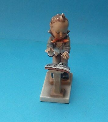 HUMMEL BAND LEADER FIGURINE - No. HUM 129