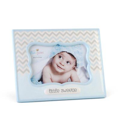 New Nat and Jules Blue Little Sweetie Frame