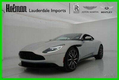 Aston Martin DB11 V12 COUPE 2018 18 ASTON MARTIN DB11 V12 COUPE * 600HP * TECHNOLOGY PACK * MSRP OVER $250K