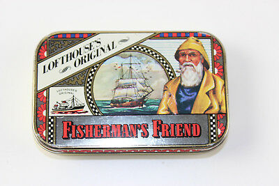 Fishermans Friend - Fisherman´s Friend Vintage Dose Blechdose - guter Zustand