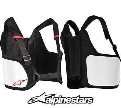 Alpinestars Bionic Rib Protector Karting Quality Racewear - Youth Adjustable