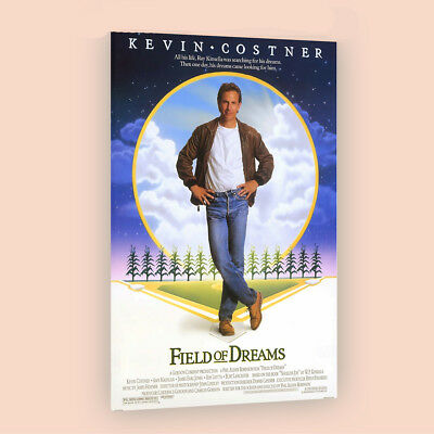 Field Of Dreams | LARGE 24X36 MOVIE POSTER |Premium Poster Paper