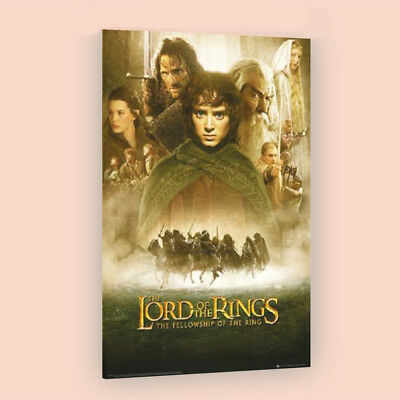 Lord of the Rings | LARGE 24X36 MOVIE POSTER |Premium Poster Paper