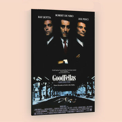 Goodfellas | LARGE 24X36 MOVIE POSTER |Premium Poster Paper