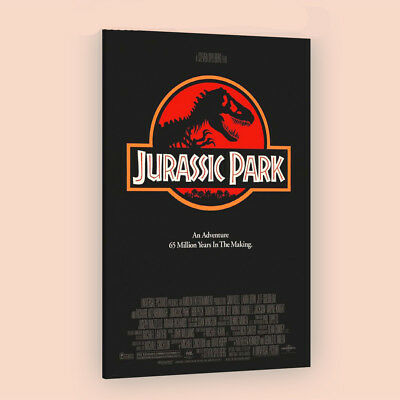 Jurassic Park | LARGE 24X36 MOVIE POSTER |Premium Poster Paper
