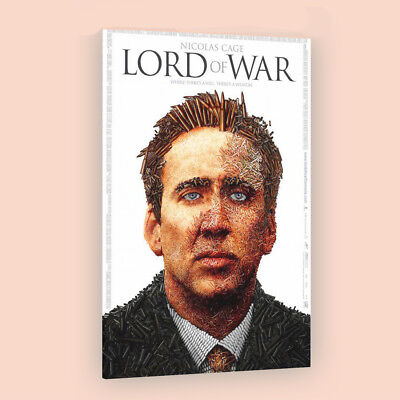 Lord Of War | LARGE 24X36 MOVIE POSTER |Premium Poster Paper